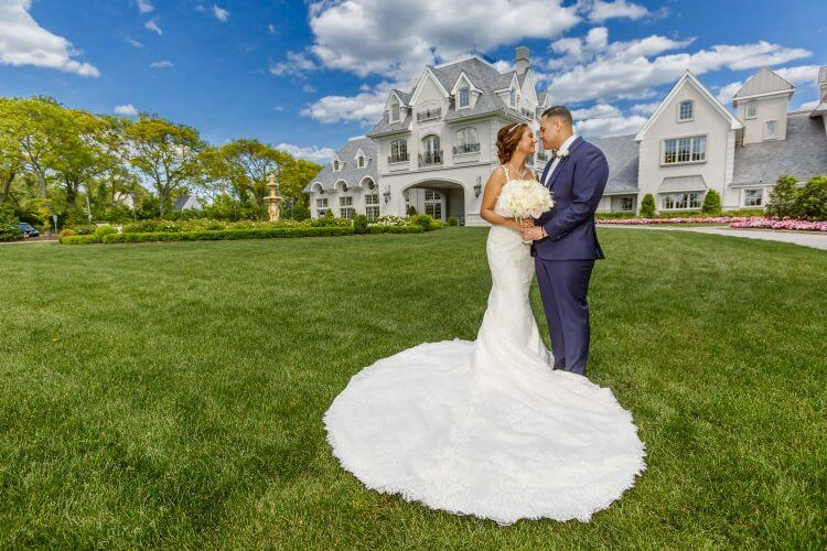 New Jersey Wedding Photographers at the park chateau