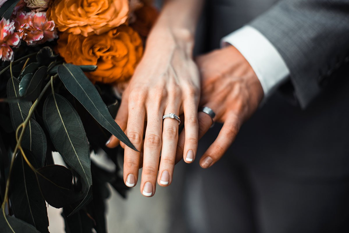 style of wedding photography